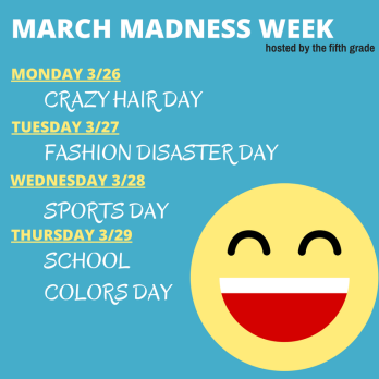 March Madness Week