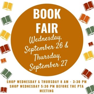 Book Fair Fall 18