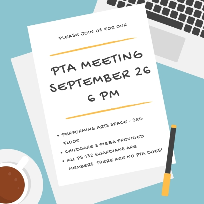 Sept 18 PTA Meeting